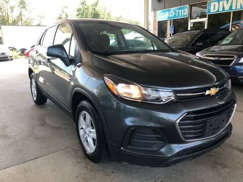 2020 Chevrolet Trax for sale at Divine Auto Sales LLC in Omaha NE
