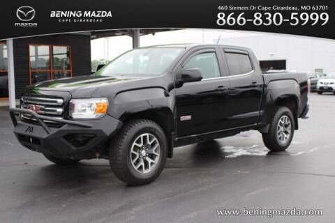 2015 GMC Canyon for sale at Bening Mazda in Cape Girardeau MO