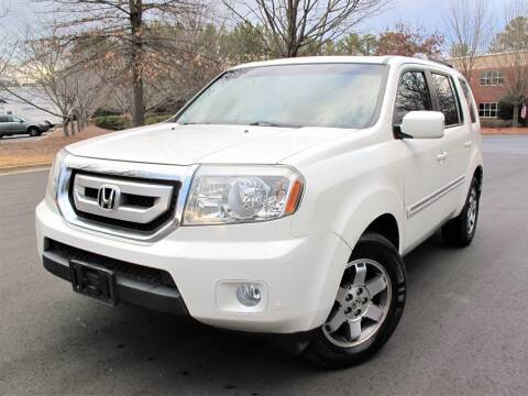 2011 Honda Pilot for sale at Top Rider Motorsports in Marietta GA