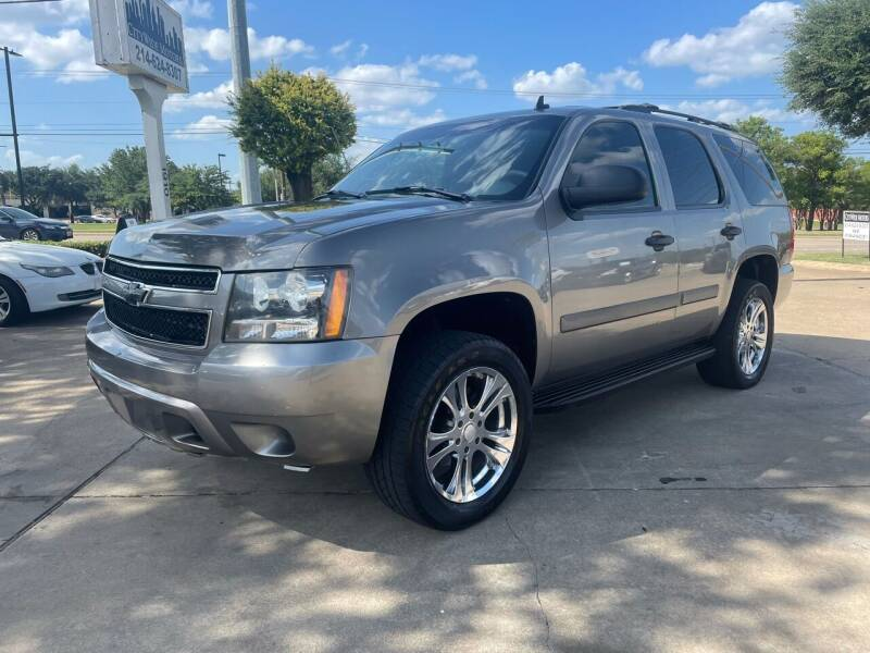 2007 Chevrolet Tahoe for sale at CityWide Motors in Garland TX