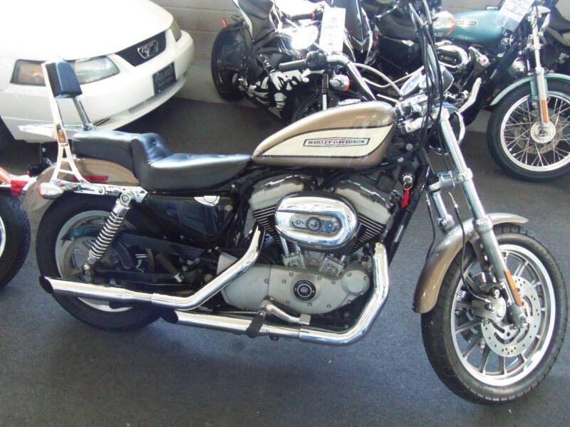 2004 Harley-Davidson XL 1200 for sale at Fulmer Auto Cycle Sales - Fulmer Auto Sales in Easton PA