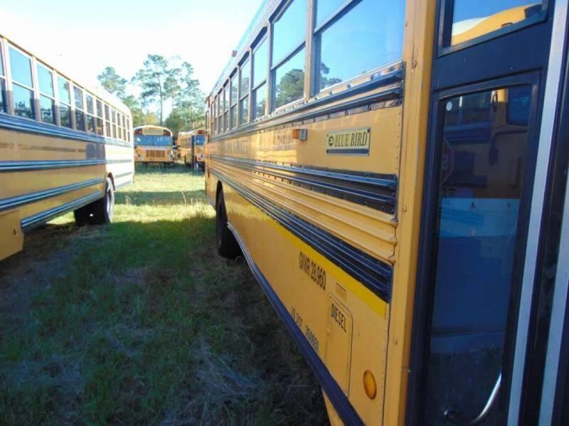 2001 GMC BLUEBIRD for sale at Interstate Bus Sales Inc. in Wallisville TX