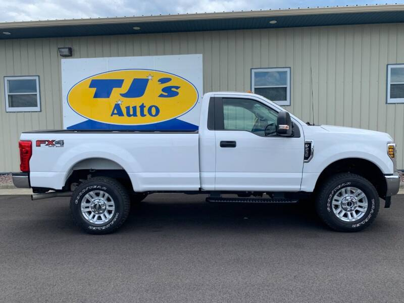 2019 Ford F-250 Super Duty for sale at TJ's Auto in Wisconsin Rapids WI