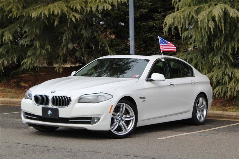 2013 BMW 5 Series for sale at Quality Auto in Manassas VA
