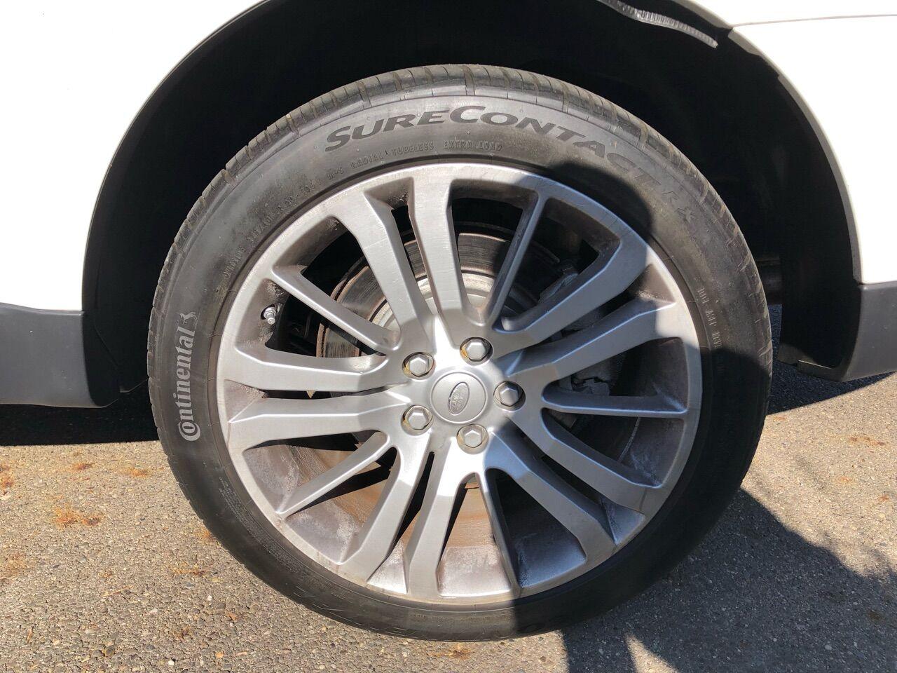2011 Land Rover Range Rover Sport Sport Utility