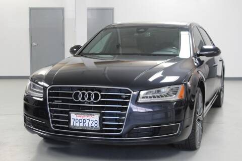 2016 Audi A8 L for sale at Mag Motor Company in Walnut Creek CA