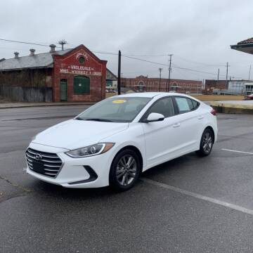 2018 Hyundai Elantra for sale at FIRST CLASS AUTO SALES in Bessemer AL