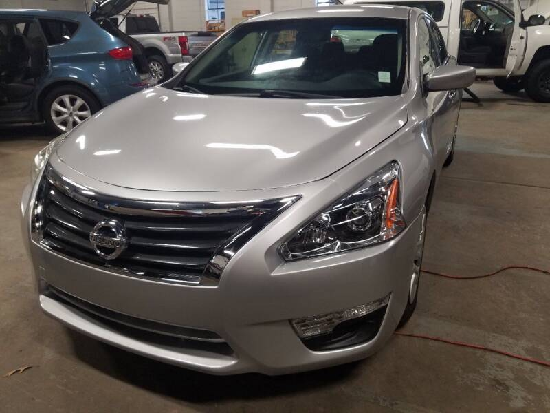 2014 Nissan Altima for sale at Import Performance Sales - Henderson in Henderson NC