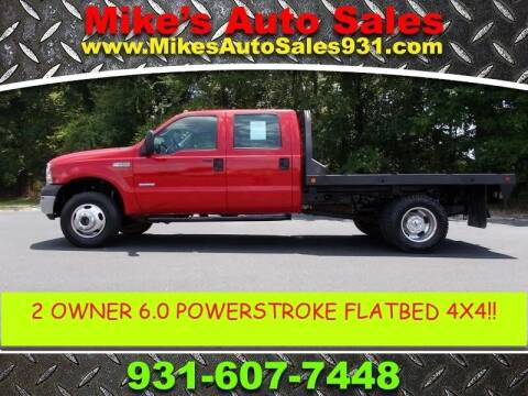 2005 Ford F-350 Super Duty for sale at Mike's Auto Sales in Shelbyville TN