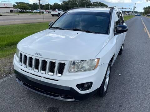 2011 Jeep Compass for sale at Double K Auto Sales in Baton Rouge LA