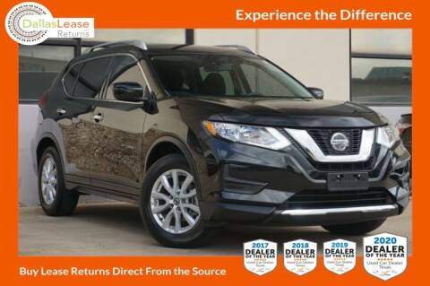 2019 Nissan Rogue for sale at Dallas Auto Finance in Dallas TX
