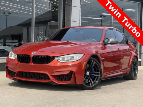 2015 BMW M3 for sale at Carmel Motors in Indianapolis IN