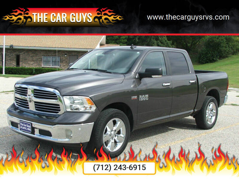 2017 RAM Ram Pickup 1500 for sale at The Car Guys RV & Auto in Atlantic IA