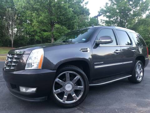 2010 Cadillac Escalade for sale at Top Notch Luxury Motors in Decatur GA