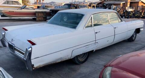 1964 Cadillac Series 62 for sale at GEM Motorcars in Henderson NV
