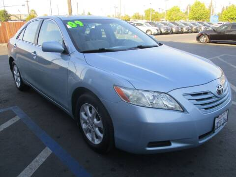 2009 Toyota Camry for sale at Choice Auto & Truck in Sacramento CA