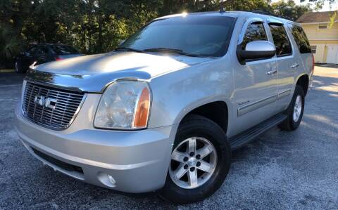 2010 GMC Yukon for sale at LUXURY AUTO MALL in Tampa FL