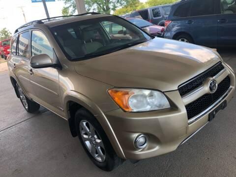 2010 Toyota RAV4 for sale at Divine Auto Sales LLC in Omaha NE