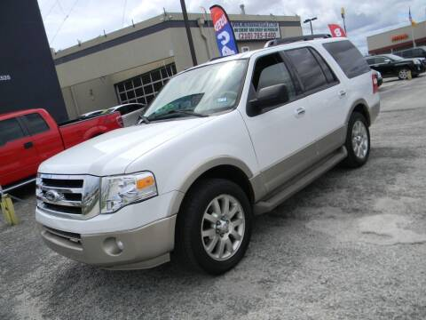 2011 Ford Expedition for sale at Meridian Auto Sales in San Antonio TX
