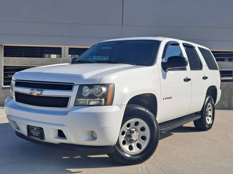 2008 Chevrolet Tahoe for sale at Ariay Sales and Leasing Inc. - tampa lot in Tampa FL