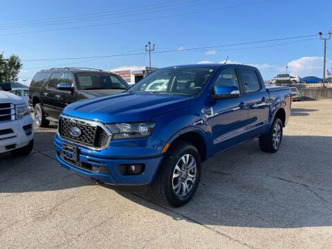 2019 Ford Ranger for sale at Greg's Auto Sales in Poplar Bluff MO