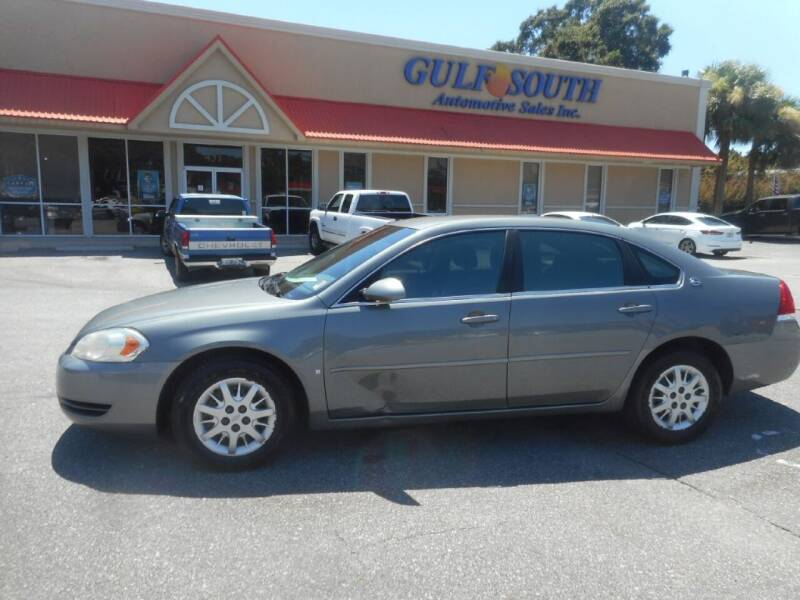2007 Chevrolet Impala for sale at Gulf South Automotive in Pensacola FL