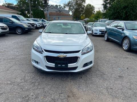 2015 Chevrolet Malibu for sale at All Starz Auto Center Inc in Redford MI