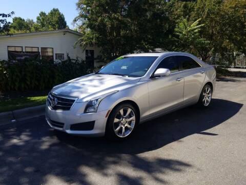 2014 Cadillac ATS for sale at TR MOTORS in Gastonia NC