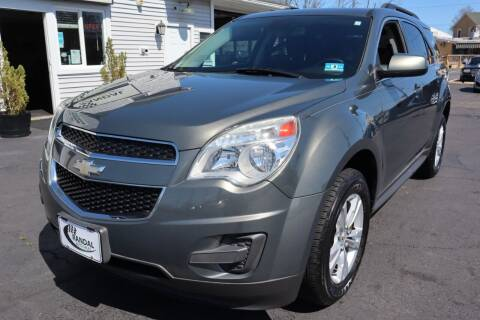 2013 Chevrolet Equinox for sale at Randal Auto Sales in Eastampton NJ