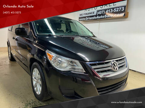 2013 Volkswagen Routan for sale at Orlando Auto Sale in Orlando FL