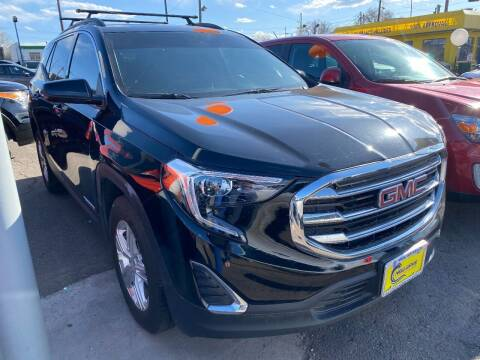 2019 GMC Terrain for sale at New Wave Auto Brokers & Sales in Denver CO