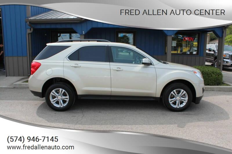 2014 Chevrolet Equinox for sale at Fred Allen Auto Center in Winamac IN
