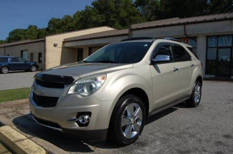 2013 Chevrolet Equinox for sale at Modern Motors - Thomasville INC in Thomasville NC