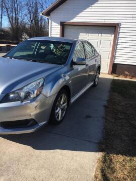 2014 Subaru Legacy for sale at CousineauCrashed.com in Weston WI