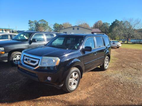 2011 Honda Pilot for sale at Lakeview Auto Sales LLC in Sycamore GA