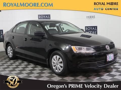 2014 Volkswagen Jetta for sale at Royal Moore Custom Finance in Hillsboro OR