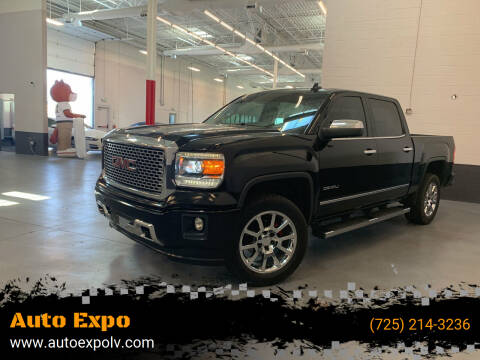 2015 GMC Sierra 1500 for sale at Auto Expo in Las Vegas NV