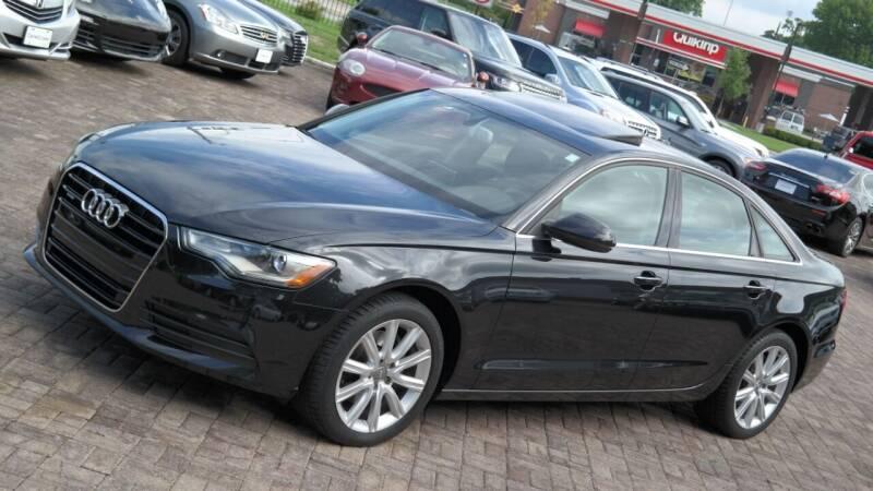 2013 Audi A6 for sale at Cars-KC LLC in Overland Park KS