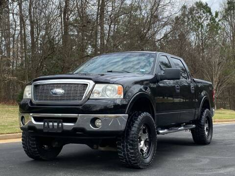 2007 Ford F-150 for sale at Top Notch Luxury Motors in Decatur GA