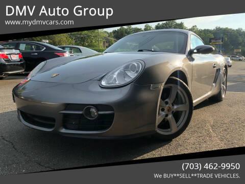 2007 Porsche Cayman for sale at DMV Auto Group in Falls Church VA