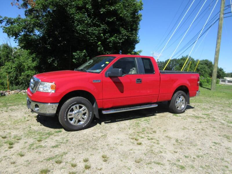 2008 Ford F-150 for sale at ABC AUTO LLC in Willimantic CT