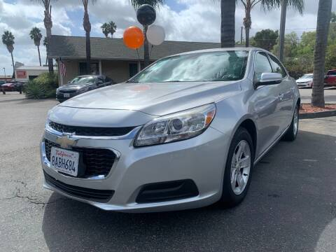 2016 Chevrolet Malibu Limited for sale at North Coast Auto Group in Fallbrook CA
