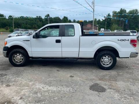 2014 Ford F-150 for sale at Upstate Auto Sales Inc. in Pittstown NY
