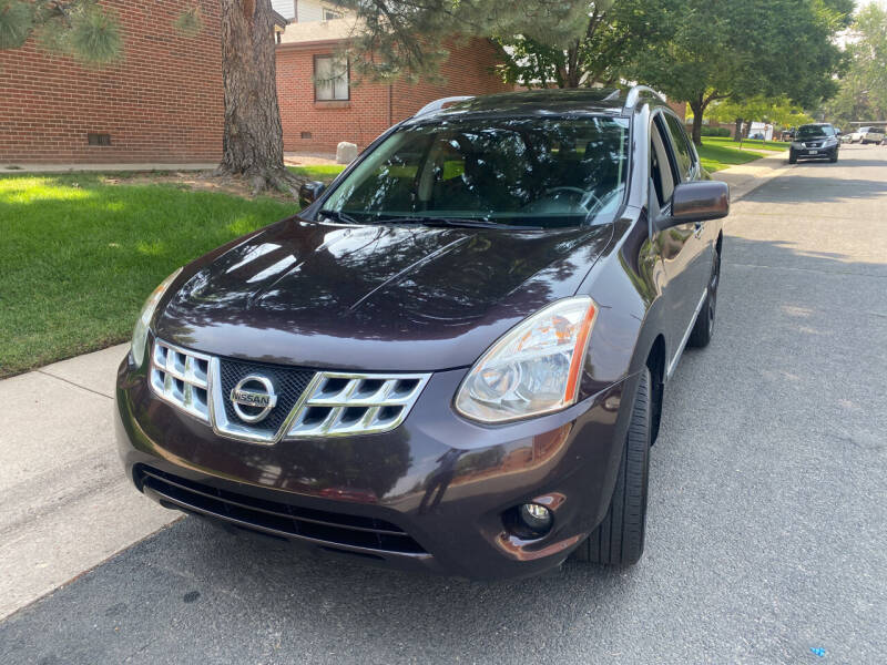 2011 Nissan Rogue for sale at R n B Cars Inc. in Denver CO