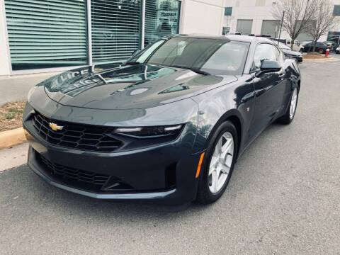 2020 Chevrolet Camaro for sale at Pleasant Auto Group in Chantilly VA