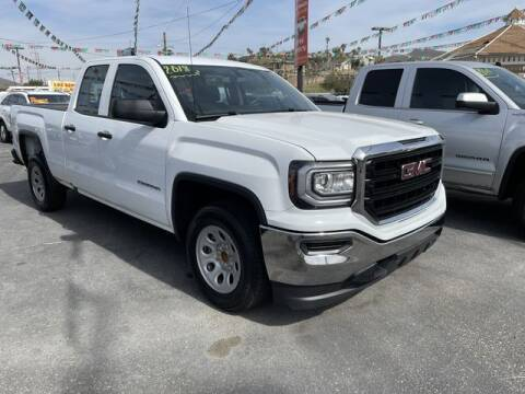 2018 GMC Sierra 1500 for sale at Los Compadres Auto Sales in Riverside CA
