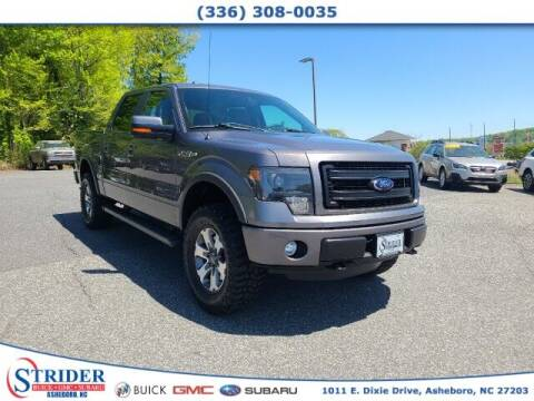 2014 Ford F-150 for sale at STRIDER BUICK GMC SUBARU in Asheboro NC