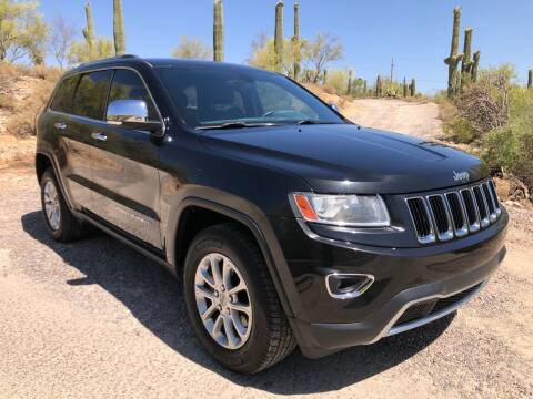 2014 Jeep Grand Cherokee for sale at Auto Executives in Tucson AZ