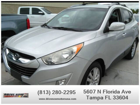 2013 Hyundai Tucson for sale at Drive Now Motors USA in Tampa FL