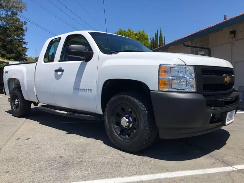 2011 Chevrolet Silverado 1500 for sale at Martinez Truck and Auto Sales in Martinez CA